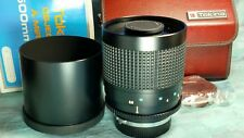 tokina 500mm f8 lens for Nikon