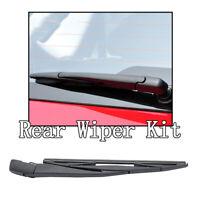 "10"" Rear Windshield Wiper Blade Arm Set For Mitsubishi RVR ASX Outlander Sport"