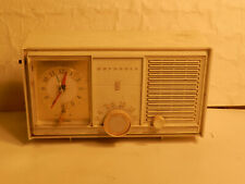 Motorola Am Clock Tube Radio Ac4Bh