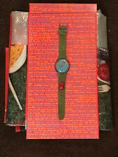 RARE AND COLLECTIBLE!  SWATCH PICK-NICK – Picnic – 2001 - near-mint condition!