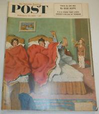 Post Magazine Bob Bope & A U.S. Town Under Terror February 1954 122814R