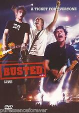 BUSTED - Live: A Ticket For Everyone (R2 DVD)