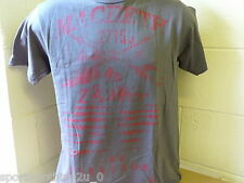 MACBETH  STREET WEAR T- SHIRTS Cotton, Crew Neck, Graphic,Size M.  MB2  4