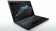 """Lenovo ThinkPad P70 Intel i7-6700HQ 16GB 500GB HDD 17.3"""" 1080P NVIDIA M600M 2GB"""