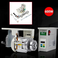110V 60Hz Industrial Sewing Machine 600W Motor Servo Motor Brushless Engine