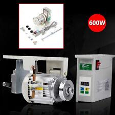 600w Sewing Machine Motor Brushless Tie Bar Servo Motor Energy Saving Mute 110v