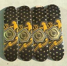 "LOT OF 4: UNDERWORLD skateboard deck 7.625"" great deal quality BARGAIN DEAL"