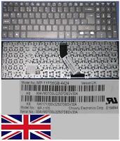 Clavier Qwerty UK ACER Aspire M5 M5-581T V5-571 MP-11F56GB-4424 90.4VM07.O0U