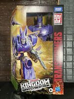 Transformers Kingdom War For Cybertron Voyager Class Cyclonus