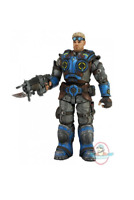 "Gears of War Judgment Baird 7"" Action Figure by Neca"