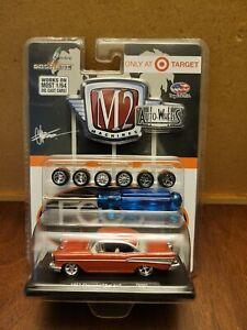 M2 Machines 57 Chevy Bel Air,  Auto-Wheels, Target Exclusive.