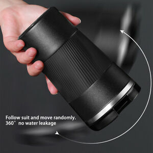 Stainless Steel Leakproof Insulated Thermal Travel Coffee Mug Cup Flask 510ML