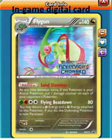 4x Flygon LEGACY PROMO BW53 (BW-Boundaries Crossed Stamped) (Digital Card) PTCGO