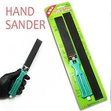 Change Sandpaper Holder Handy Grinder Convenient Eagy Detail Finishing Sander