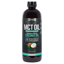 Onnit MCT Oil  Pure Coconut Oil Ketogenic Diet And Paleo Optimized with C8 C10