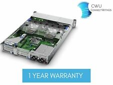 """HP Server DL380 Gen10 24 SFF 2x Xeon 4214R 128GB Ram 2x 1TB 2.5"""" HDD"""