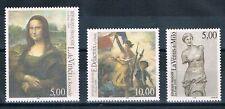 B1071 -TIMBRE DE FRANCE - N° 3234 à 3236 Neufs** Cote 40€