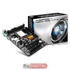 SCHEDA MADRE ASROCK N68-GS4 FX SOCKET AM3 AM3+ 2x DDR3 AUDIO VIDEO VGA MICRO ATX