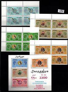 /// SOMALIA 1996 - MNH - OLYMPICS