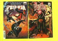 VENOM #25 2nd PRINT VARIANT 2020 cates knull avengers & FCBD 1st virus 2 comic