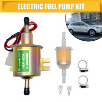12V Universel Basse Pression Électrique Pompe À Carburant Essence Diesel