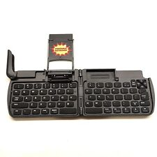 Palm Pilot Portable Keyboard iConcepts Foldable Black PDA