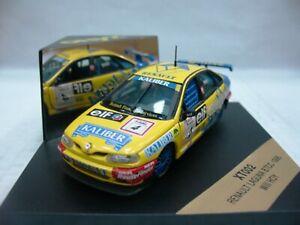 WOW EXTREMELY RARE Renault Laguna #4 Hoy Brands Hatch 1996 BTCC 1:43 Onyx-Spark