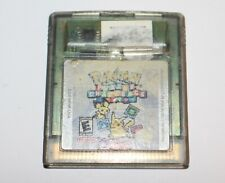 Pokemon Puzzle Challenge (Nintendo Gameboy Color GBC) Cart Only FAIR Game Boy
