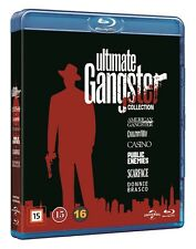 Ultimate Gangster Collection (6-Movie Set) (Region Free)Blu Ray