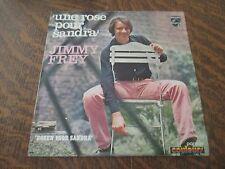 45 tours JIMMY FREY une rose pour sandra