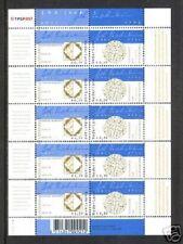 Nederland NVPH 2162-63 Vel 300 Jaar Joh. Enschede 2003 Postfris