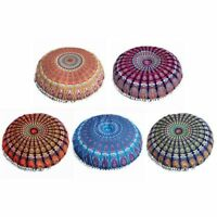 Indische Sitzkissen Bodenkissen Yogakissen Mandala Meditationskissen Zauber