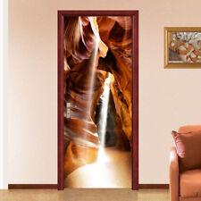 3D Luz de cueva Impresión De Pared Murales Vinilo Pegatinas De Pared Deco ajstore Reino Unido Kyra