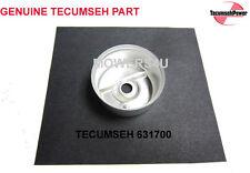 NEW GENUINE TECUMSEH CARBURETOR FLOAT BOWL 631700