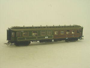 K.P.E.V. Wagen - Fleischmann 4885  HO  3-Leiter Gleichstrom Umbau #332 - gebr.