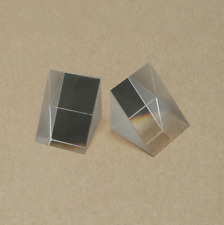 Optical Glass Right Angle Prism Optics Experiment Triangular Prism Science