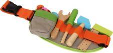 Werkzeuggürtel, Kinder-Werkzeuge aus Holz