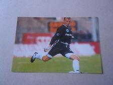 Carte Foot 2000 - Montpellier - N°155 - Philippe Fluckinger
