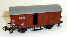 Trix H0 21530-4 Gedeckter Güterwagen G 20 der DB / Epoche III - NEU