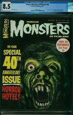 FAMOUS MONSTERS OF FILMLAND 40 CGC 8.5 VF+