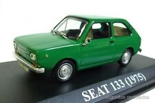 1/43 SEAT 133 1975 IXO ALTAYA DIECAST