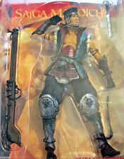 Saiga Magoichi McFarlane Action Figure, Onimusha 2, 2002 Capcom, New in Package!