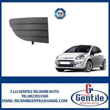 FIAT PUNTO EVO de 09 al 12 Reejilla parachoques delantero derecho CARBONO METAL