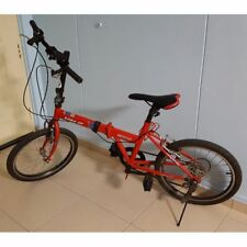 Valo foldable folding bike bicycle Excellent condition
