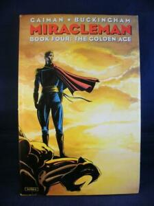 Miracleman Book 4 - The Golden Age - 1st Print 1992 - Hardcover