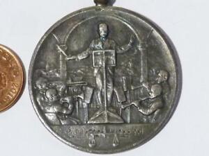 1935 Dutch Medal Aantal Punten Concert Wedstrijd Lochem Musical Music #G1*