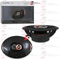 INFINITY KAPPA KAPPA93ix 6 x 9-INCH 3-WAY CAR AUDIO COAXIAL COAX SPEAKERS (PAIR)