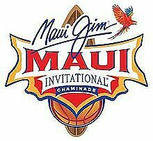 New listing  Maui Invitational tickets ALL SESSION...SOLDOUT 2019