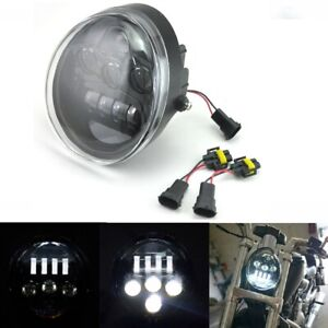V-Rod Rod LED Motorcycl Headlight for VRod Night Rod Special VSRCDX, Muscle