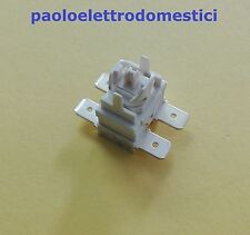 INTERRUTTORE ACCENSIONE ON/OFF LAVASTOVIGLIE ORIGINALE ARISTON INDESIT HOTPOINT